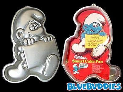 Smurf Cake Pan Misti S Favorites Pinterest Cake Pans