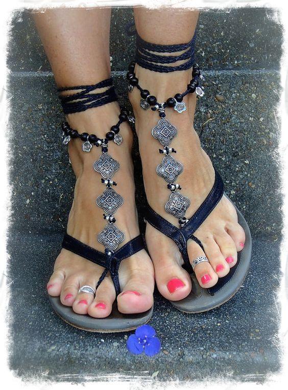 Goth Teen Feet 92