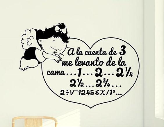 Frases on pinterest - Vinilos de amor ...