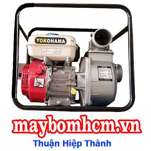 Máy bơm nước chạy xăng mini Yokohama YK 50 2.6KW