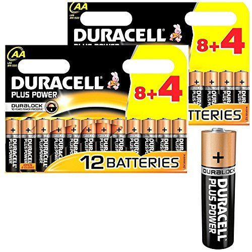 From 10 01 2 X Duracell Mn1500b12 Plus Power Aa Size Batteries Packs Of 12 24 Batteries Duracell Batteries Dating