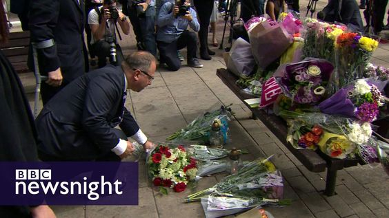 Harlow: A town in shock - BBC Newsnight