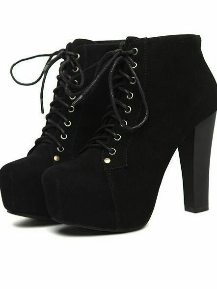 Pretty Street Style Shoes
