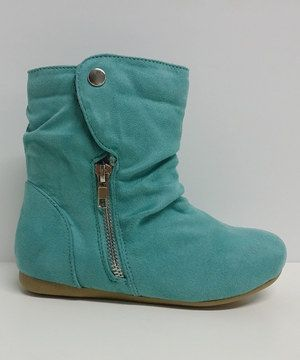 Look what I found on #zulily! Mint Klein Slouch Ankle Boot by Step Up Shoes #zulilyfinds
