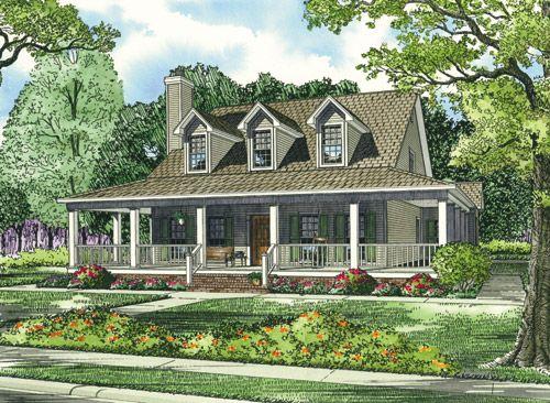 LOVE, LOVE, LOVE!    Olive Street House Plan - 6881