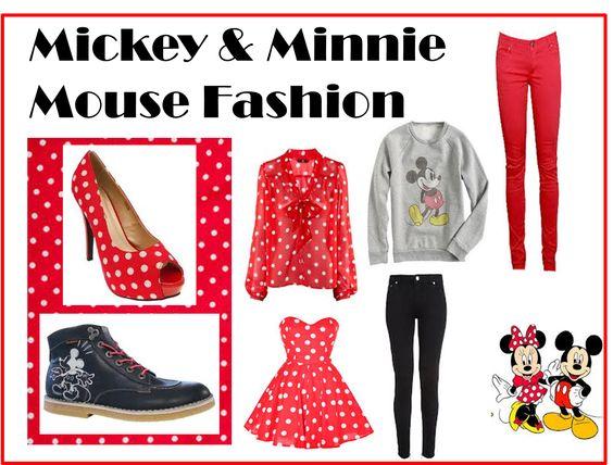Mickey @ Minnie | Spring Trend Report: Mickey & Minnie Mouse!