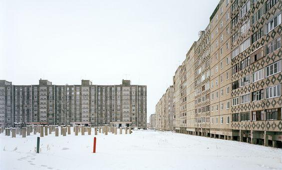 Мирный, Якутия, Россия, 2011 год