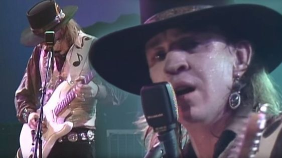 "Stevie Ray Vaughan's Critically Acclaimed ""Change It"" Performance Will Blow You Away"