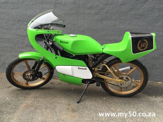Kawasaki Ar Race Bike