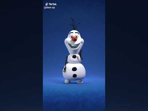 All I Want For Christmas Remix Olaf Dancing Youtube In 2020 Disney Characters Wallpaper Olaf Olaf Funny