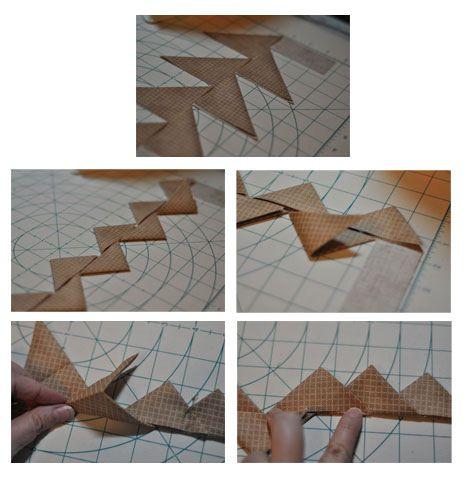 Prairie Points and Pillowcase tutorialby Moda Lissa. http://modalissa.blogspot.com