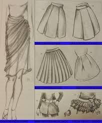 Resultado de imagem para costura de saia