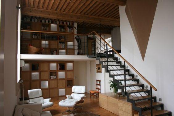 Project - Loft en Lyon - Architizer
