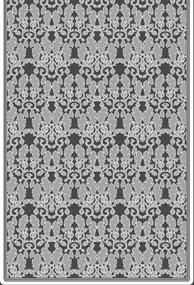 The Oak & Acorn Lace Curtain - Exclusive Pattern For Cooper Lace