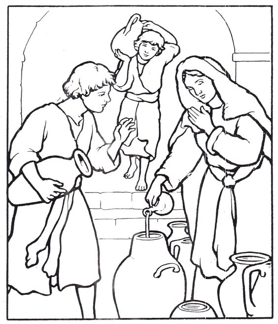 Widow 39 s oil god bcm elisha pinterest oil for Elisha coloring pages