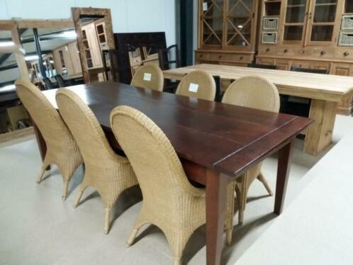 Marktplaats Tv Meubel Koloniaal.Eettafel Old Recycled Reclaimed Teak Normale Winkelprijs Eur