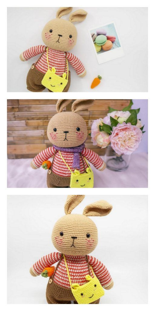 Bunny Crochet Free Pattern You Will Love This Collection | 1024x512
