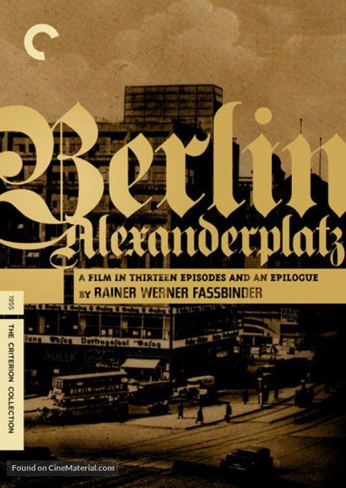 Berlin Alexanderplatz Movie Cover Movie Covers Movie Directors 1980 S Movies