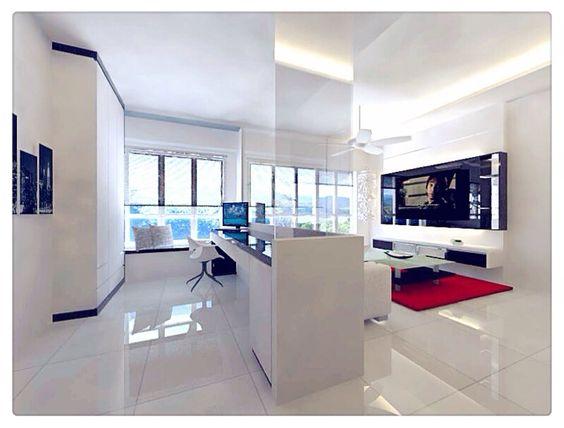 Hdb Study Room Design Ideas thronefieldcom