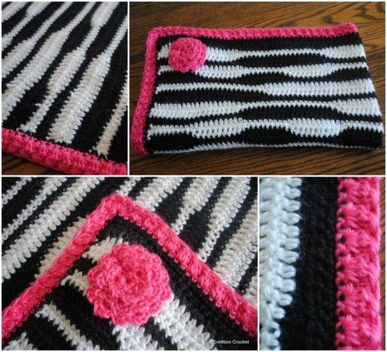 Zebras, Crochet zebra and Crochet on Pinterest