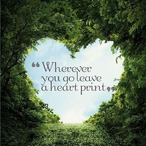 Heartprint ♥