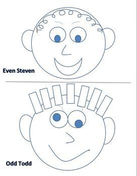 even steven odd todd game