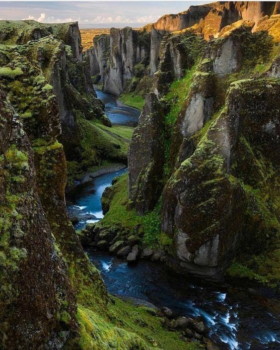 #Iceland #rivers #travel #travelinspo #peaceful #isolated #mykindofplace