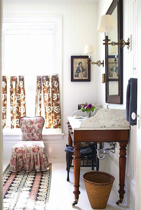 Markham Roberts ~ Decorating the Way I See It. #markhamroberts #traditional #interiordesign