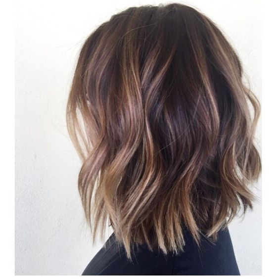 i love these highlights, they look fairly low maintenance