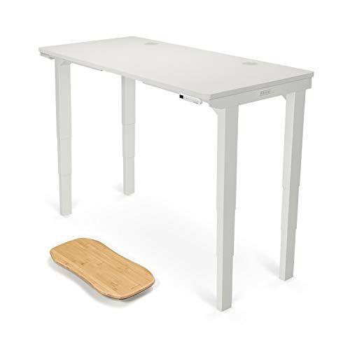 Uplift Desk V2 White Greenguard Laminate Desktop Standing Desk