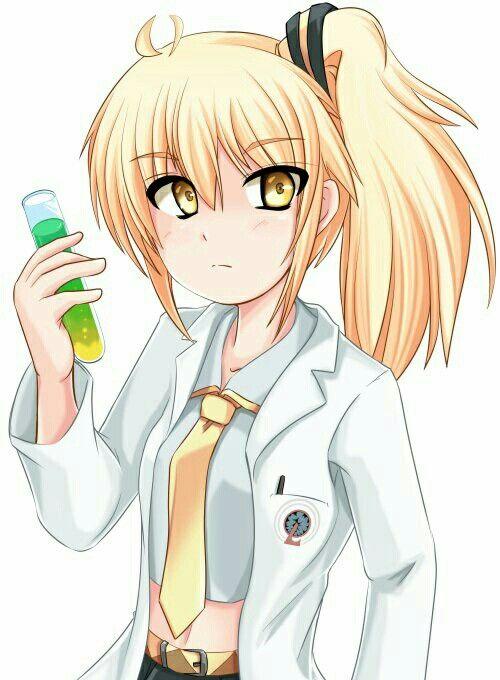 Science Girl Akita Neru Hatsune Miku Vocaloid Akita