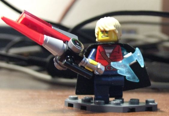 Bricks: Minifig of the Month, by Texhnophille