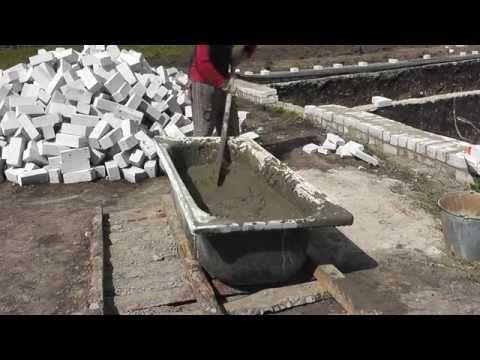 Раствор цементный на дому керамзит бетонная смесь