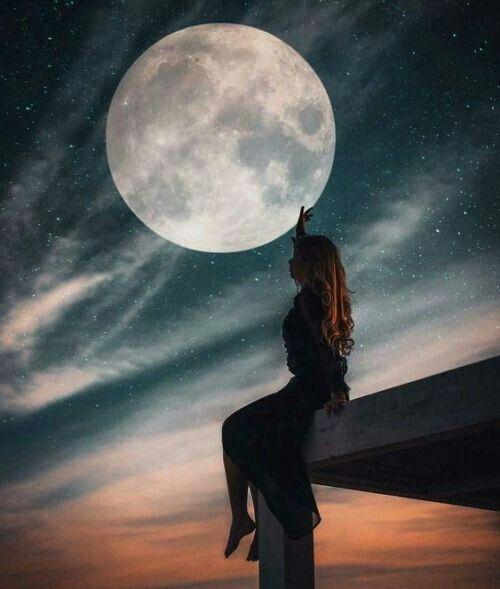 мечта девушка фото
