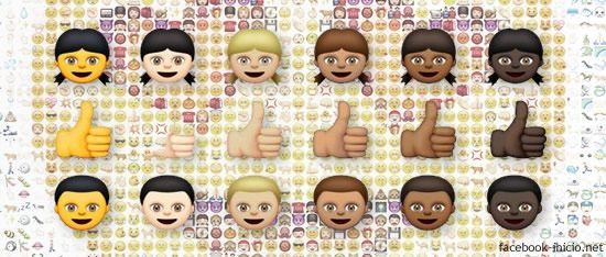 Los nuevos emoticones de Whatsapp