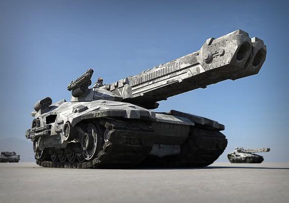 Heavy Battle-Tank: