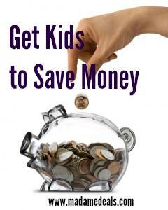 Get Kids to Save Money http://madamedeals.com/get-kids-save-money/ #inspireothers