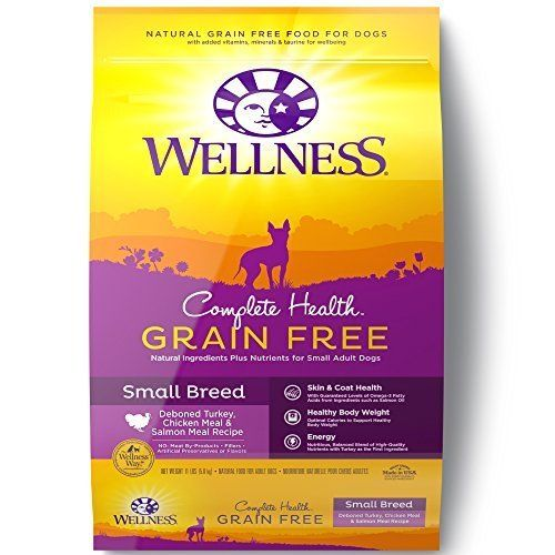 Wellness Complete Health Natural Grain Free Dry Small Breed Dog