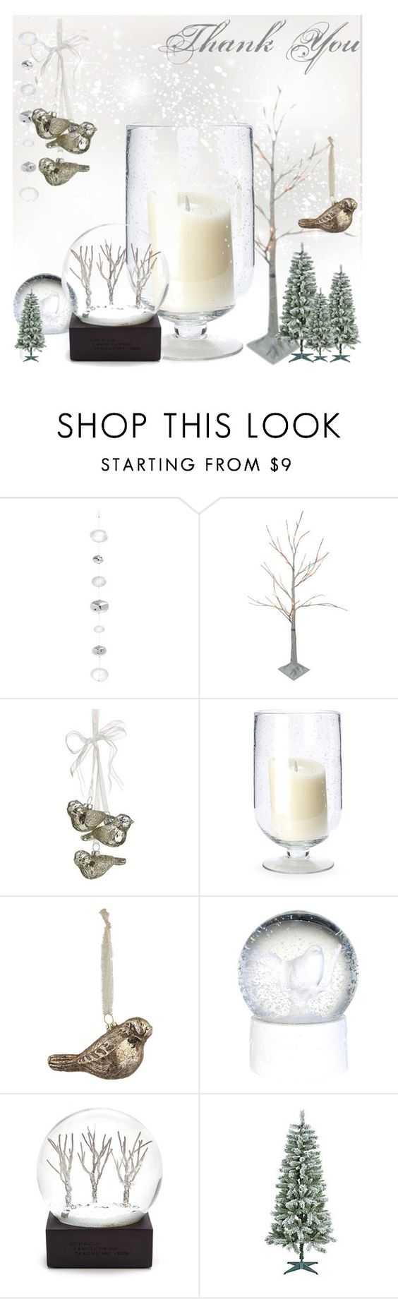 """Thank You"" by mrs-rc ❤ liked on Polyvore featuring interior, interiors, interior design, home, home decor, interior decorating, Thos. Baker, Lene Bjerre, holidays and hostessgifts"