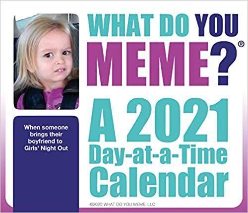 2021 What Do You Meme Day At A Time Box Calendar Trends International 0057668214959 Ad Funny Calendar Fuunycalendar In 2021 What Do You Meme Timeboxing You Meme