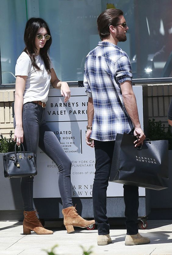 April 03 2016 Leaving Barney S New York In Kendall Nicole Jenner Fashion Style K E N D A