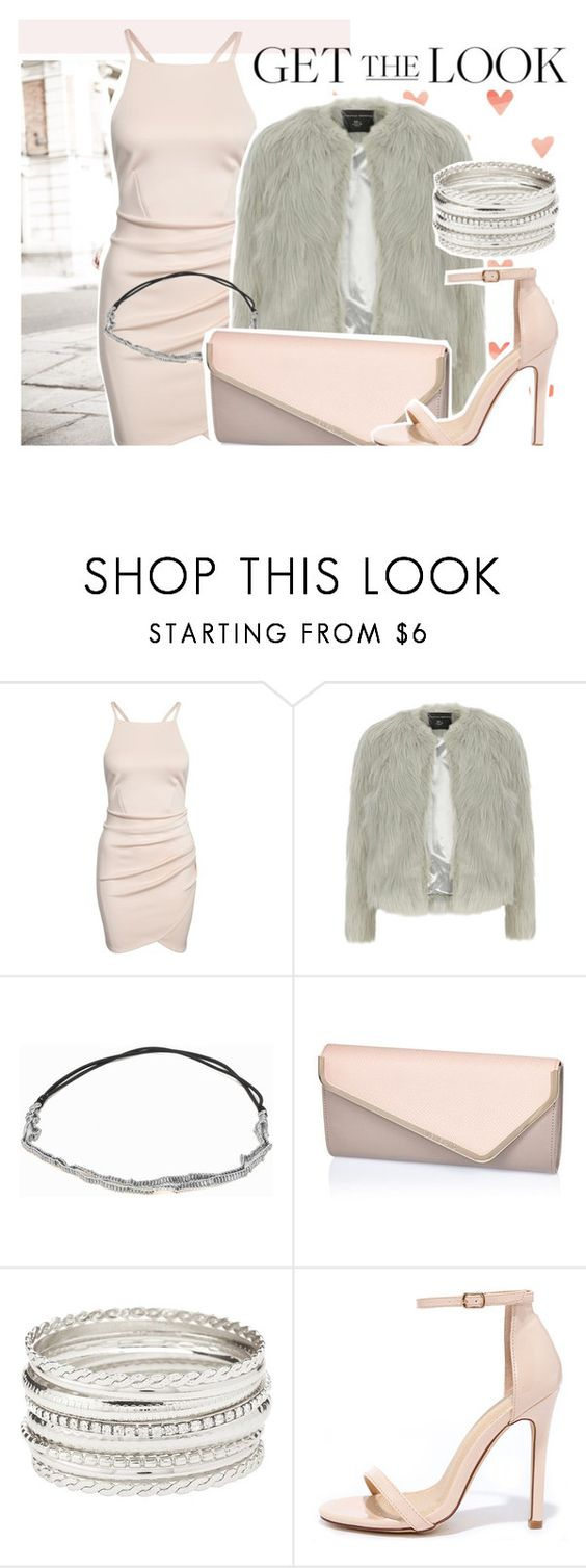 """Under $150"" by sunnavore ❤ liked on Polyvore featuring Dorothy Perkins, Pieces, River Island, Charlotte Russe and Liliana"