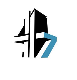 Amazing new logo for Channel 4's new channel. In my head it starts off front on (invisible), then turns to the left revealing the shadow.