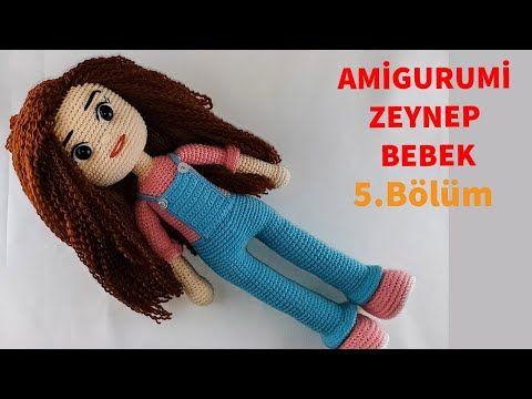 AMİGURUMİ KAFA YAPIMI / AMİGURUMİ BEBEK YAPIMI / 7. BÖLÜM - YouTube | 360x480