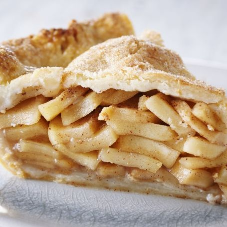 """The five types of apples used in #AnnaOlson's Apple Pie will be sure to win you the """"blue ribbon"""" at the next #pie contest."""