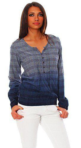 M.O.D Damen Bluse Shirt Longshirt Langarmbluse BL118 (XXL)   http://xxl.damenfashion.net/shop/m-o-d-damen-bluse-shirt-longshirt-langarmbluse-bl118-xxl/