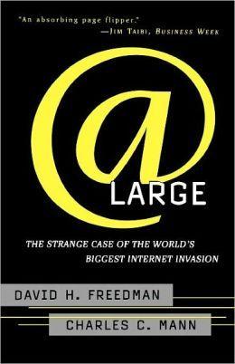 At Large: The Strange Case of the World's Biggest Internet Invasion