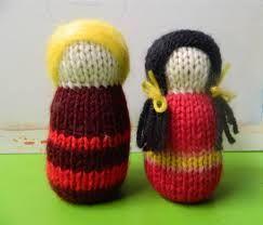 Resultado de imagem para bonecos de tricot