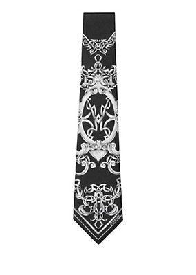 Cravate soie Heritage Barocco