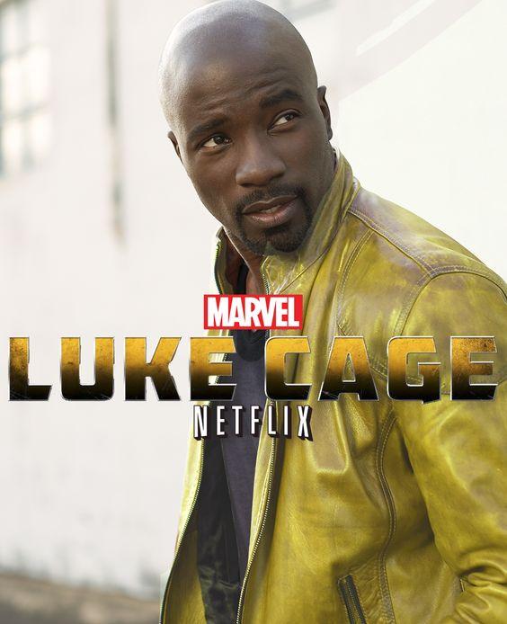 Marvel's Luke Cage - Coming September 30